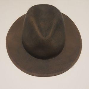 Accessories - Wool Fedora Hat